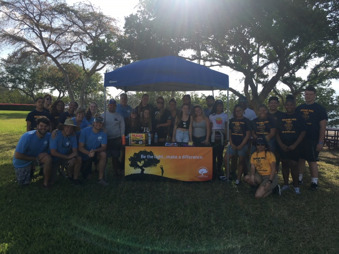 FIU beach clean up