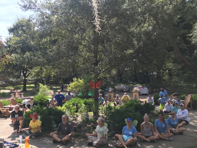 Logan's Love Foundation, Safety Harbor Parks and Recreation, Safety Harbor Garden Club, Mullet Creek Park